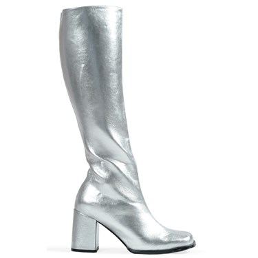Gogo (Silver) Adult Boots