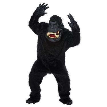 Goin' Bananas Big Mouth Ape Adult Costume