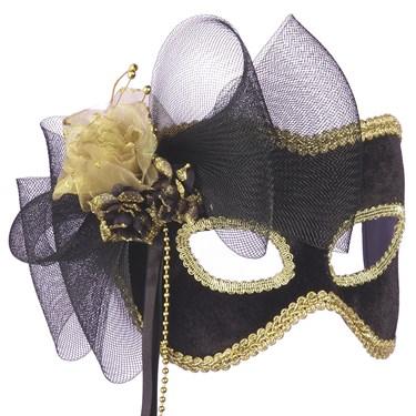 Golden Flower Mask