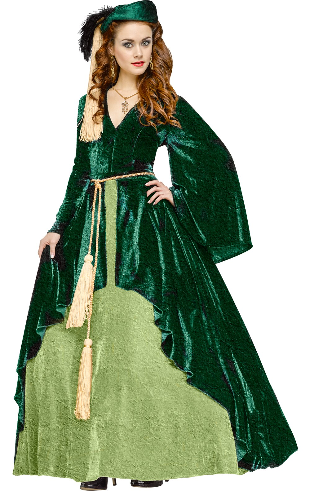 Gone with the Wind Scarlet O Hara Portieres Gown For Women