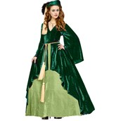 Gone with the Wind Scarlet O' Hara Portieres Gown For Women