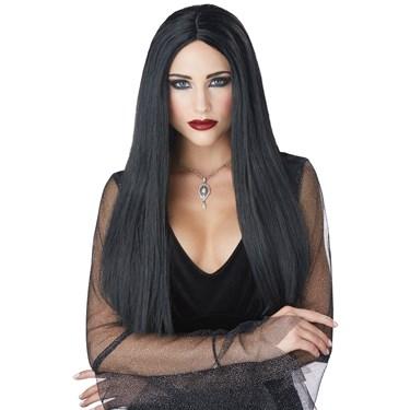 Gothic Matriarch Adult Wig- Black