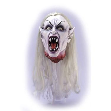 Gothic Vampire Head Prop