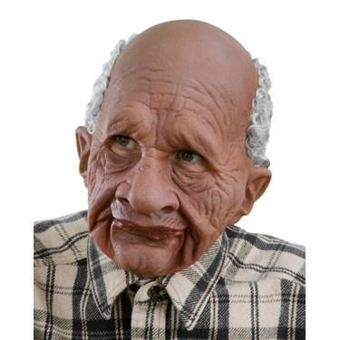 Grandpappy Full Mask w/ Hair