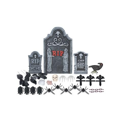 Graveyard Kit - 20 pieces
