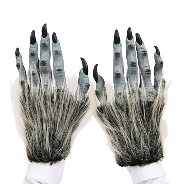 Gray Beast Adult Hands