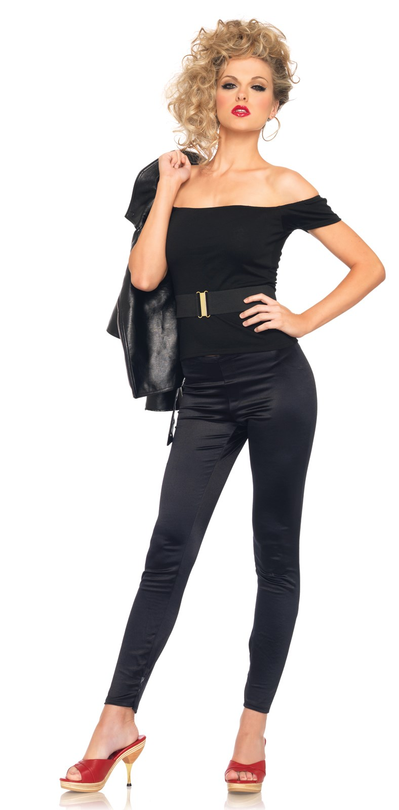 Grease Bad Sandy Outfit Adult Costume | BuyCostumes.com