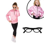 Grease Costume Kit for Girls