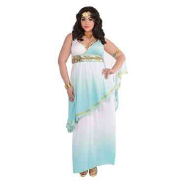 Grecian Goddess Women's Plus Costume