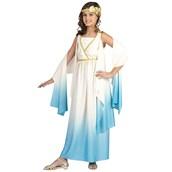 Greek Goddess Child Costume