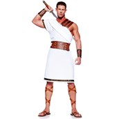 Greek Warrior Men's Adult Costume