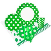 Green and White Dots Event Pack