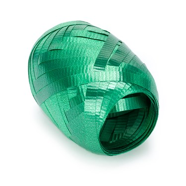 Green Curling Ribbon - 50'
