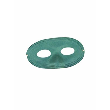 Green Domino Mask