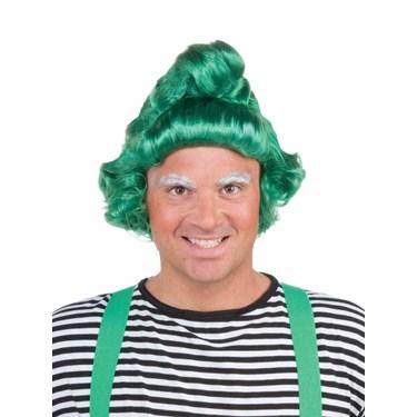 Green Elf Wig