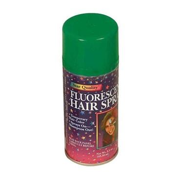 Green Hairspray