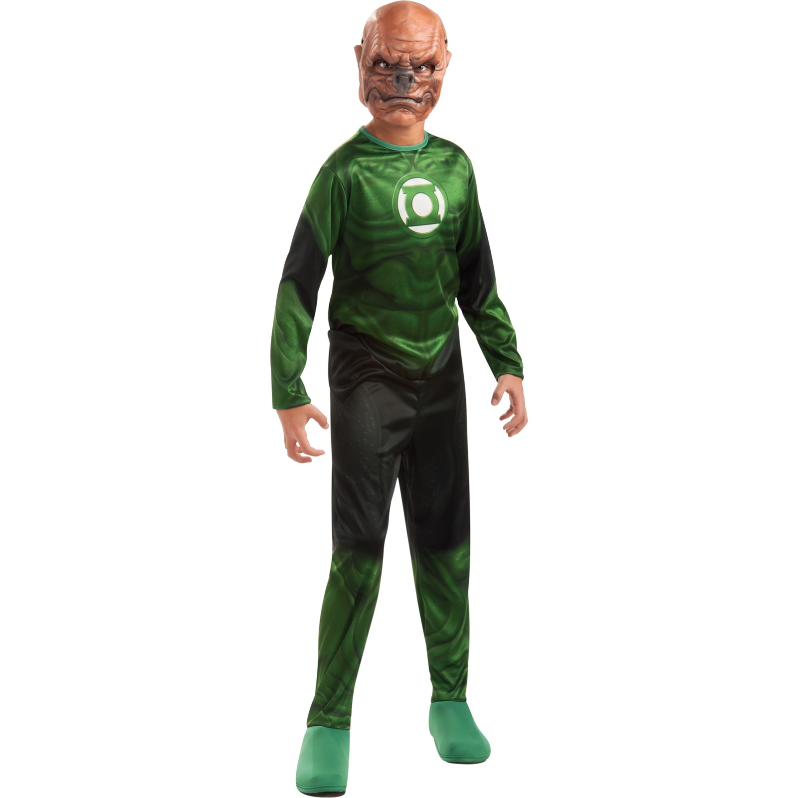 green lantern kilowog child costume. Black Bedroom Furniture Sets. Home Design Ideas