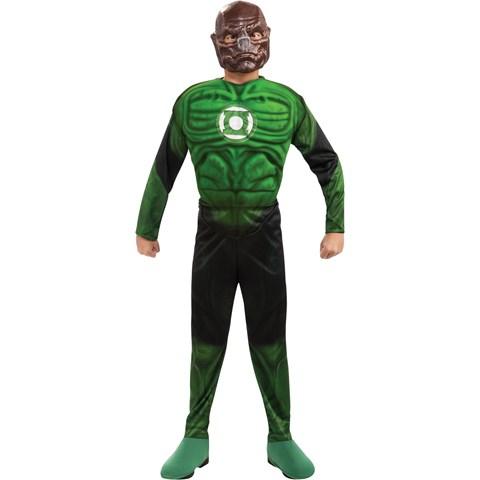 Green Lantern - Kilowog Muscle Child Costume