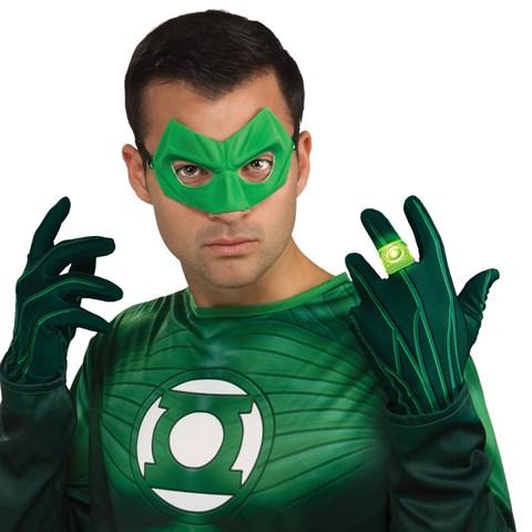 Green Lantern Movie - Green Lantern Light-Up Ring (Adult)