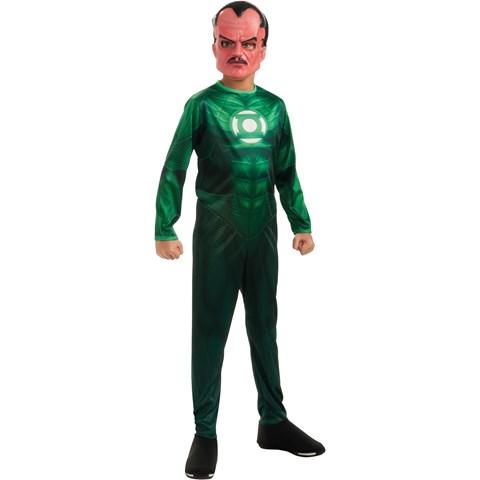 Green Lantern - Sinestro Child Costume
