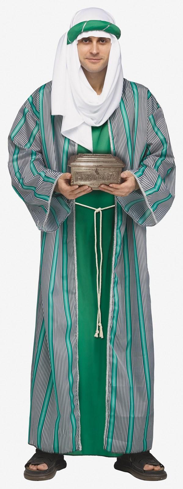 Green wiseman costume for men buycostumes green wiseman costume for men solutioingenieria Gallery