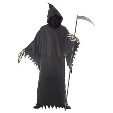 Grim Reaper Deluxe Adult Costume