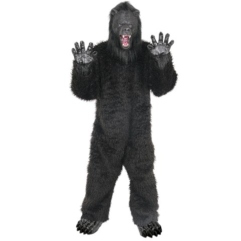 Grizzly Bear Adult Costume