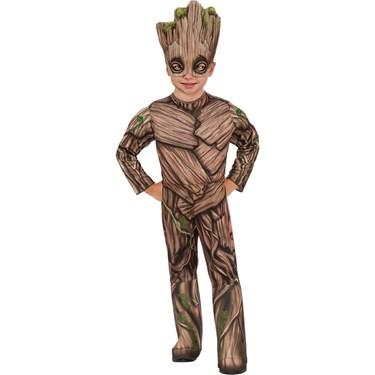 Groot Infant Romper Costume