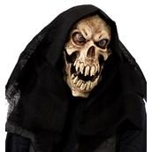 Groovy Ghoul Overhead Mask w/ Hood