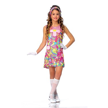 Groovy Girl Child Costume