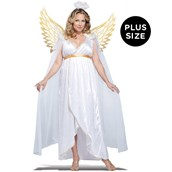 Guardian Angel Adult Plus Costume