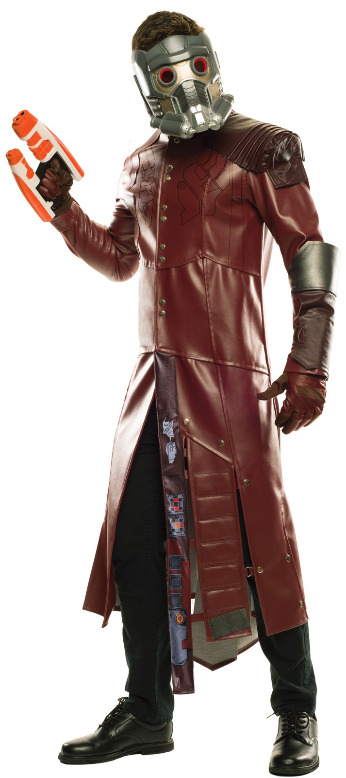 Guardians of the Galaxy: Adult Star Lord Grand Heritage Costume