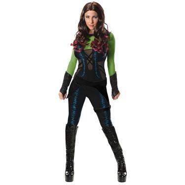 Guardians of the Galaxy - Gamora Costume