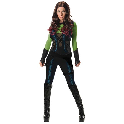 Guardians of the Galaxy - Gamora Costume