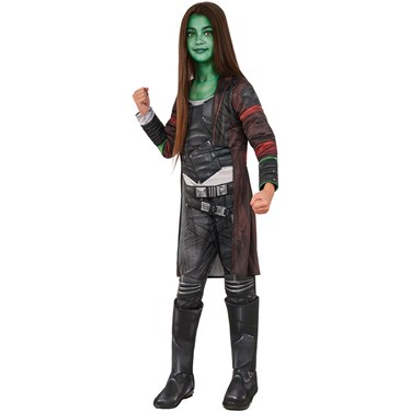 Guardians of the Galaxy Vol. 2 - Gamora Deluxe Children's Costume