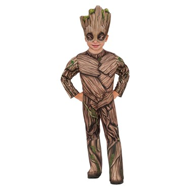 Guardians of the Galaxy Vol. 2 - Groot Deluxe Child Costume