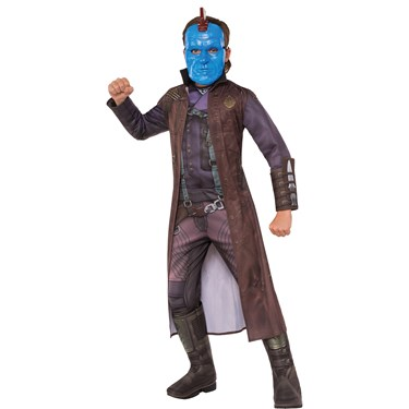 Guardians Of The Galaxy Yondu Deluxe Child Costume