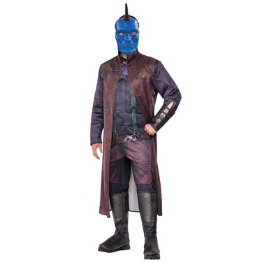 Guardians Of The Galaxy Yondu Muscle Chest Deluxe Adult Costume