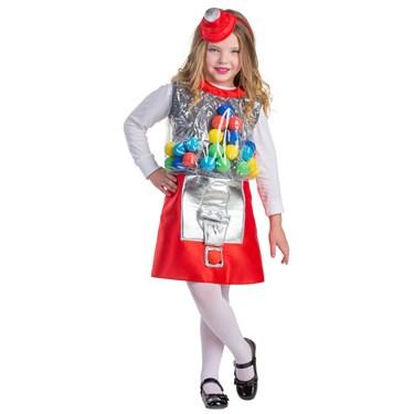 Gumball Machine Child Costume