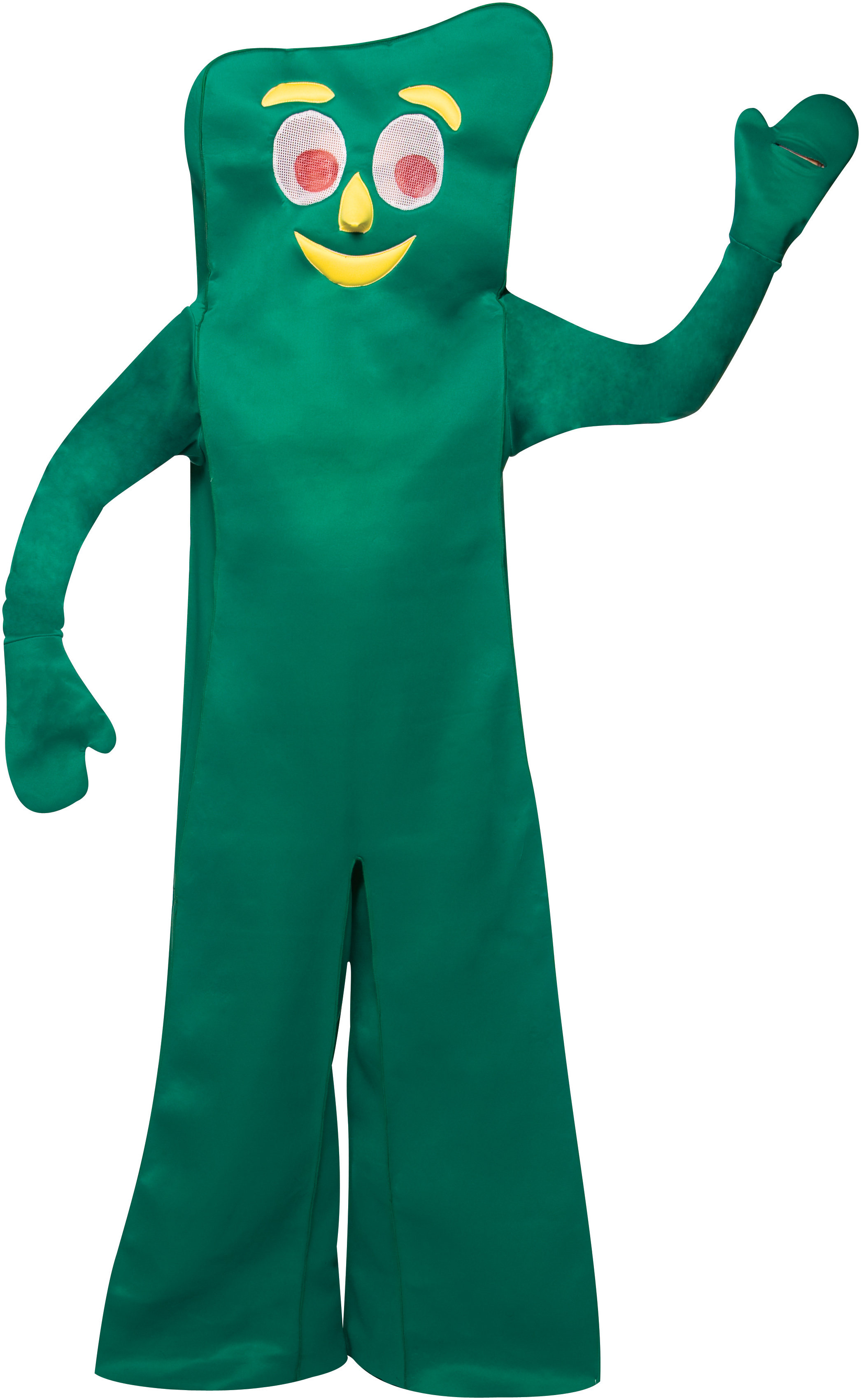 Gumby And Pokey Costume Gumby Adult Costume