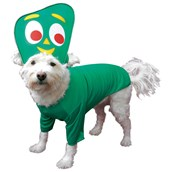 Gumby Pet Costume