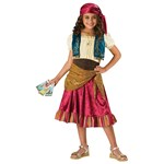Gypsy Girl Child Costume