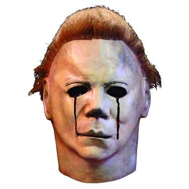 Halloween II Michael Adult Blood Tears Mask