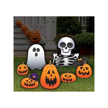 Halloween Lawn Set (6 Piece Set)