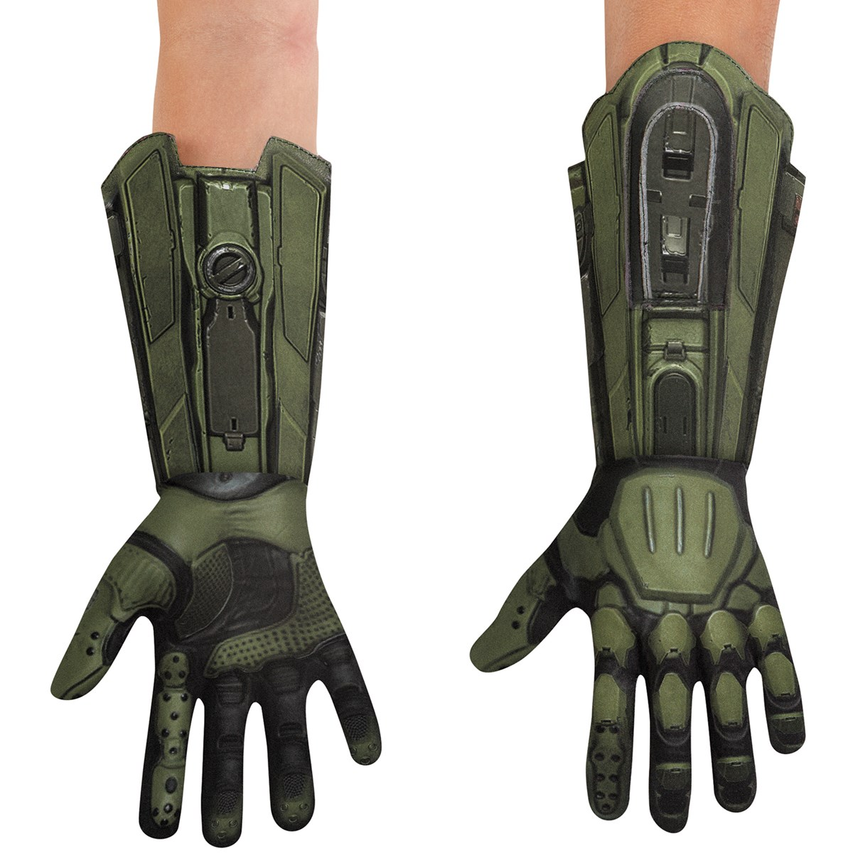 Halo: Deluxe Master Chief Gloves For Kids | BuyCostumes.com
