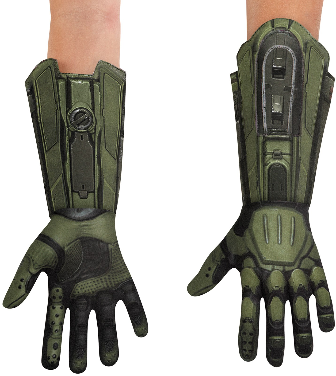 halo deluxe master chief gloves for kids buycostumes com