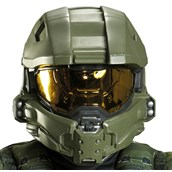 Halo: Master Chief Full Helmet For Kids