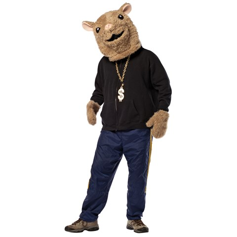 Hamster Adult Costume Kit
