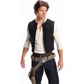 Han Solo Adult Wig