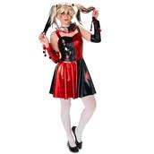 Harlequin Tween Costume